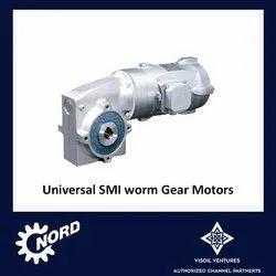 Worm Gear Motor - Universal SMI