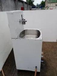 Diya Pedestal Hands Free Foot Operated Wash Basin