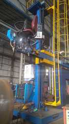 Electric Welding Column and Boom