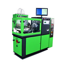 High Pressure Rail Injector Tester