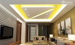 Gypsum Ceiling Work