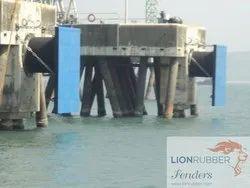 Marine Rubber Dock Fenders