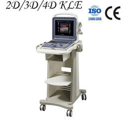 2D/3D/4D KLE 15 Inches Screen Color Doppler System