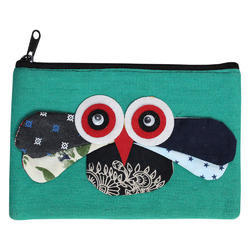 Ladies Handicraft Pouch Bags