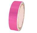 Fluorescent Pink Color Morph Tape, Usage: Decoration