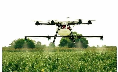 AGRIBOT- Agricultural Pesticide Spraying Drone, Agriculture Spraying Drone,  Disinfectant Spraying Drone, Sanitizer Spraying Drone, Agriculture Drone,  Agricultural Wonder Drone - Dronix Technologies Private Limited, Chennai    ID: 21773981997