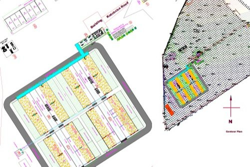 Civil Dairy Farm Layout Planning And Designing Milkonn Technologies Id 21039800355