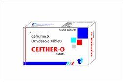 Cefixime Dicloxacin Tablet