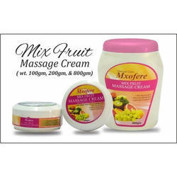 That interrupt massage lotions and creams