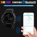 Skmei Premium Digital Sports Fitness Watch 1385