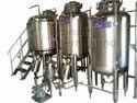 Cream Preparation Plant