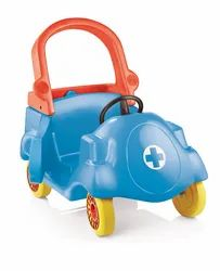 Ok Play LLDP Plastic Coupe Car