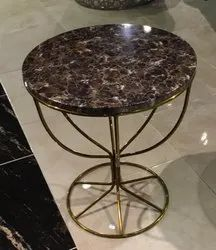 Table With Agate Top