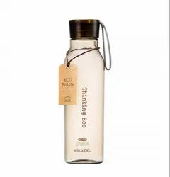 Screw Cap Brown Water Bottle, for Water Storage