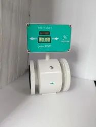 Manas Battery Operated Electromagnetic Flow Meter