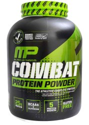 Muscle Pharm Combat Protein Powder 4lb, Age Group: 18-50