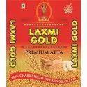Laxmi Whole Wheat Atta, Packaging Type: Bag, 3 Month