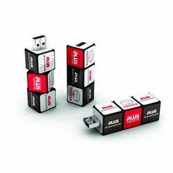 Rubik's Cube Pen Drive