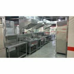 Canteen Exhaust Hoods