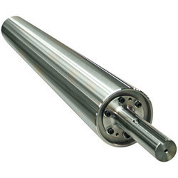 Mild Steel Idler Roller