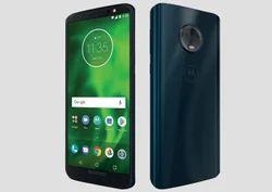 Lenovo Black Moto G6 Smartphone