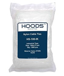 HOODS CABEL TIES