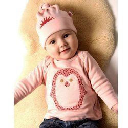 Baby Cotton T Shirt