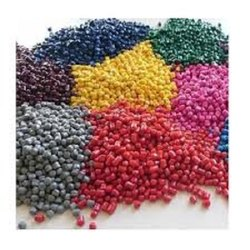 Colored LLDPE Granules