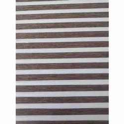 Black, White Polyester Zebra Roller Blinds
