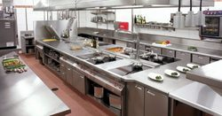 Hotel Kitchen Equipments