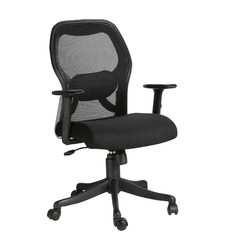 Cintura Executive MB Black Chair