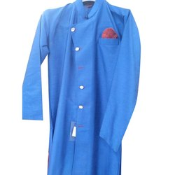 Cotton Plain Men Designer Kurta, Size/Dimension: M-XL