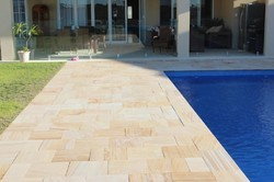 Teakwood Sandstone Tile