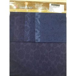 Shreeji Tex 44 Inch Denim Jacquard Fabric, GSM: 50-100