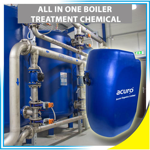 Liquid All In One Boiler Treatment Chemical, Acuro
