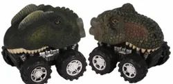 Plastic Dinosaur Toy Car for Personal