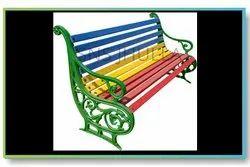 SNS604 Cast Iron Bench