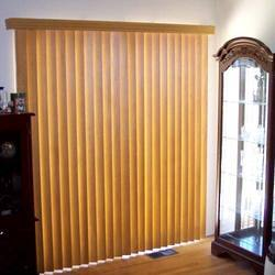Wood Effect Venetian Blind