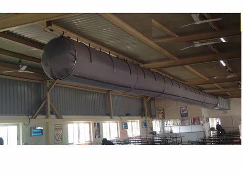 TurboaSOX - Fabric Air Dispersion Systems  - TurboaSOX