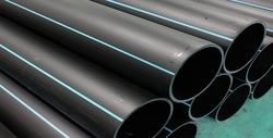 HDPE Chemical Supply Pipes