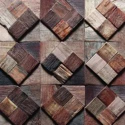 3D Wood Wall Cladding Panel for Furniture Decoration