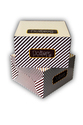 Printed Designer Cake Box 10x10x6