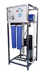 Puredrop 250 LPH Industrial RO System PD-30 Model