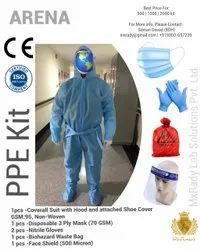 Personal Protection Equipment Kit (PPE Kit) Fully Waterproof