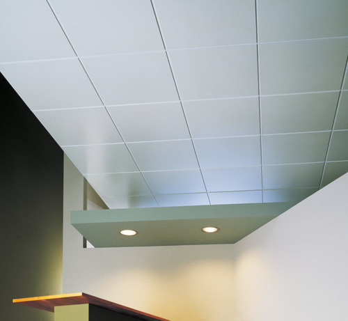 Steel Stainless Fire Resistant Ceiling Tiles