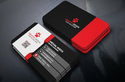 Lovely Visiting Card, Printing Service   Akshar Printers, Indore | ID: 15551178133