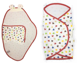 Cradle Togs available in various prints and colors Baby Swaddle