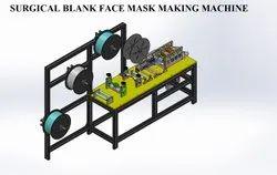 Kids Face Mask Making Machine