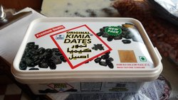 Black KIMIA DATES, Packaging Size: 500gms, Packaging Type: Plastic Box
