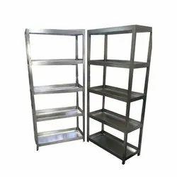 5 Shelves SS Rack